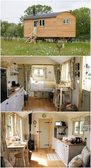 15 dreamy shepherd's huts you can rent
