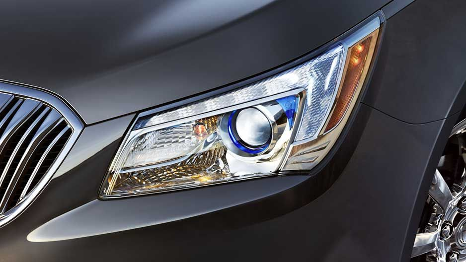 Exterior Articulating Xenon Hid Headlamps High Intensity