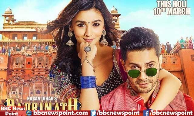 Top 10 List Of Best Bollywood Comedy Movies In 2017 Badrinath Ki Dulhania Movie Alia Bhatt Varun Dhawan Varun Dhawan