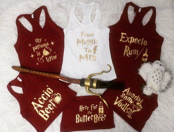 30 Best Harry Potter Bachelorette Party Ideas | Emmaline Bride