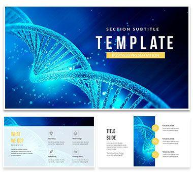 genetics powerpoint templates presentation powerpoint templates