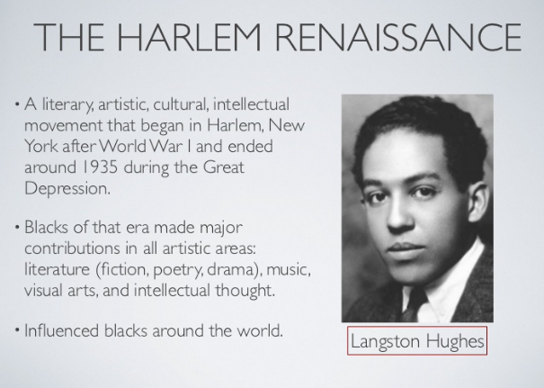 the poems of the harlem renaissance Short harlem renaissance poems short harlem renaissance poems below are examples of the most popular short poems about harlem renaissance by poetrysoup poets search short poems about harlem renaissance by length and keyword.