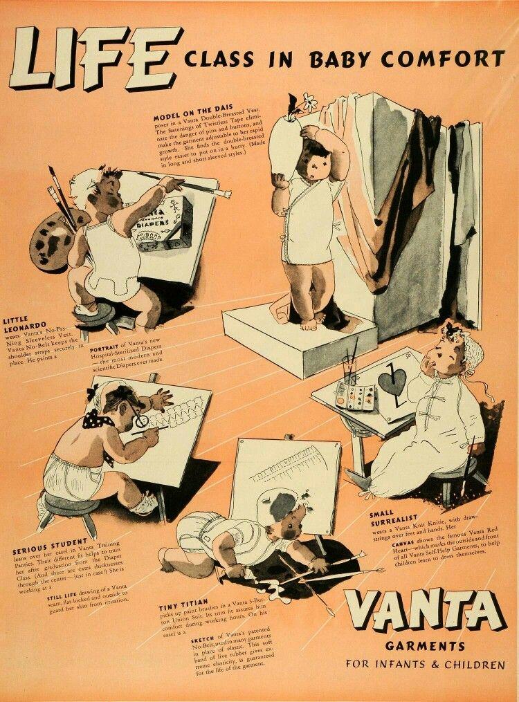 Vanta 1939 | Vintage Childrens Fashion Ads | Clothes, Kids