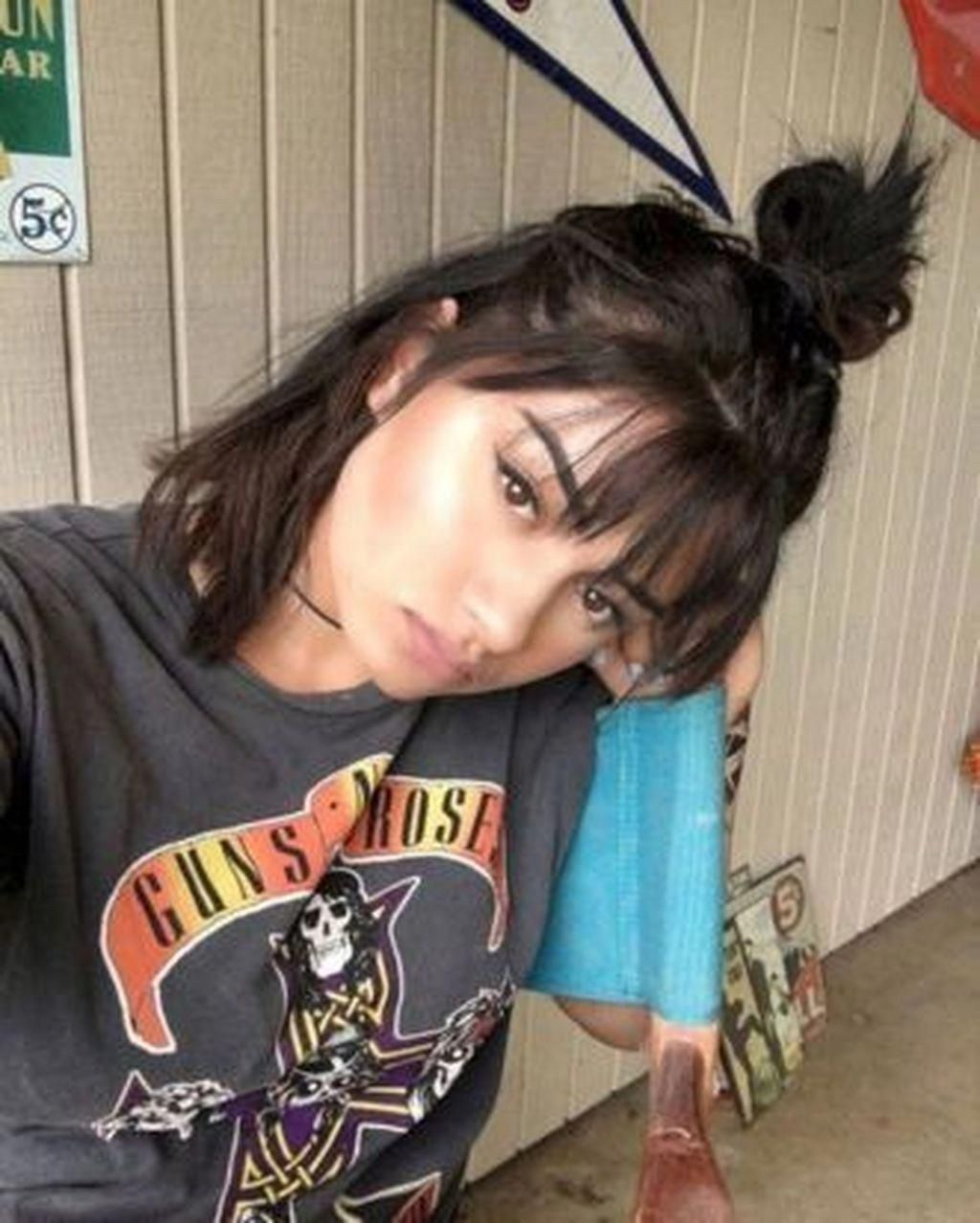 30 Sexiest Wispy Bangs You Need To Try In 2019 Style My Hairs Hairstyles With Bangs Short Hair With Bangs Hair Styles