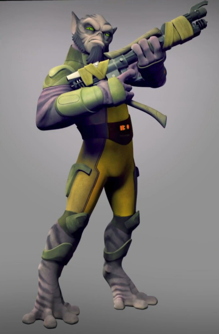 zeb orrelios star wars rebels pinterest star wars