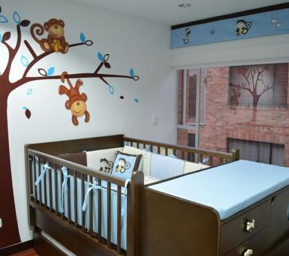 Decoracion Para Cuarto De Bebe Varon Google Search Decoracion