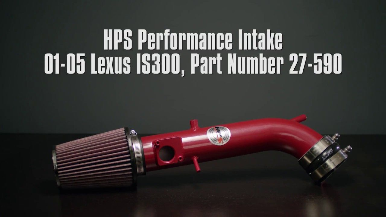 A great way to increase horsepower and torque on your 2001