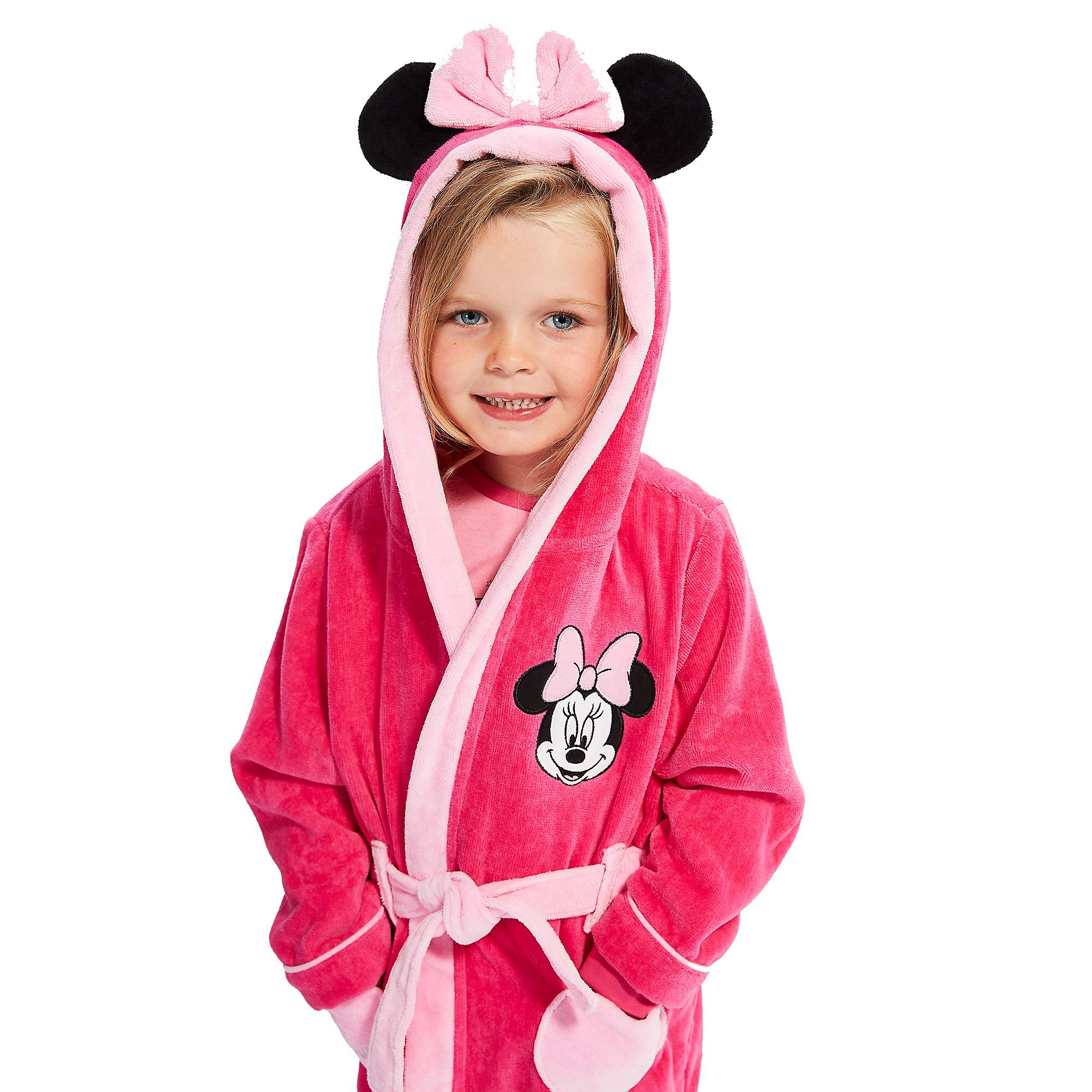 Disney store minnie mouse dressing gown for kids kids