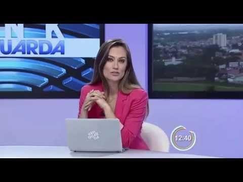 Vídeo Reportagem sobre Drone TV Vanguarda - Primeira Edição