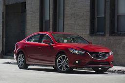 Cool Mazda 2017: 2014 Mazda 6... 2013 Kia Rio sedan Check more at http://carboard.pro/Cars-Gallery/2017/mazda-2017-2014-mazda-6-2013-kia-rio-sedan/
