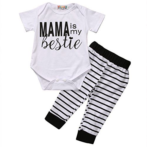 Bottoms Baby Girl Brand New White Jeans 18-24m Clothing, Shoes & Accessories