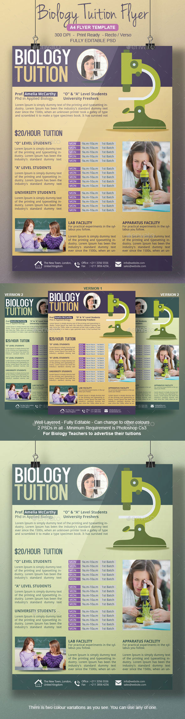biology class flyer template flyers photoshop and biology biology class flyer template biology tution tutor teacher flyer template