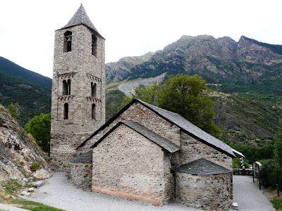 Iglesia Sant Joan de Boí - Lleida (España)