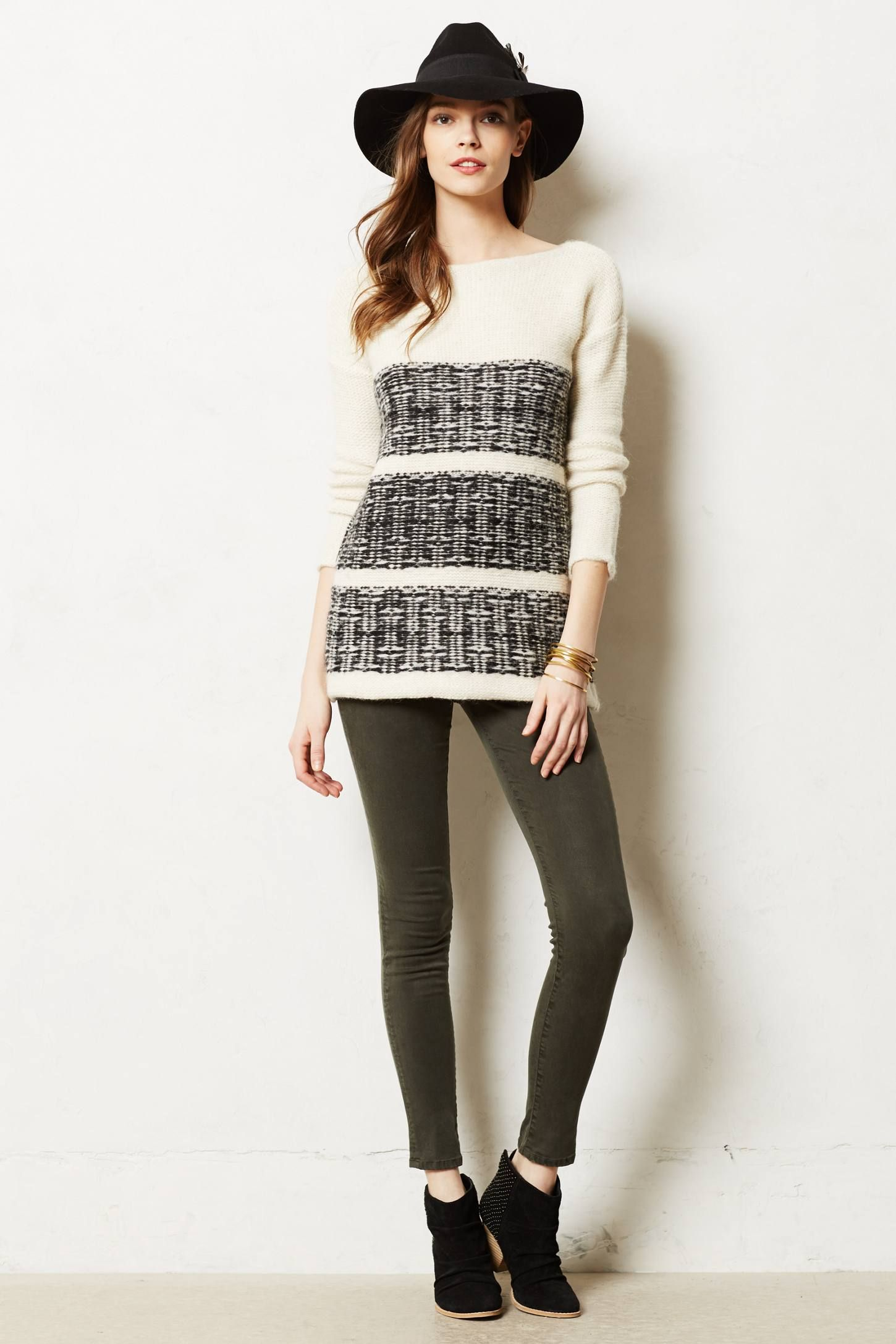 Ailin Pullover - anthropologie.com