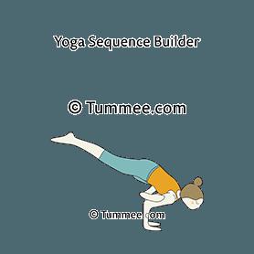 pin on iyengar yoga poses