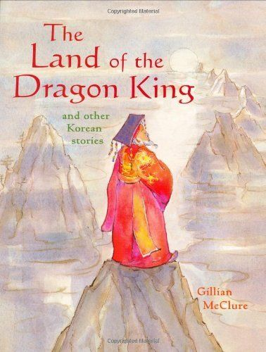 The Land of the Dragon King and Other Korean Stories by Gillian McClure, http://www.amazon.com/dp/1845078055/ref=cm_sw_r_pi_dp_hq.Lrb0A1KWF3