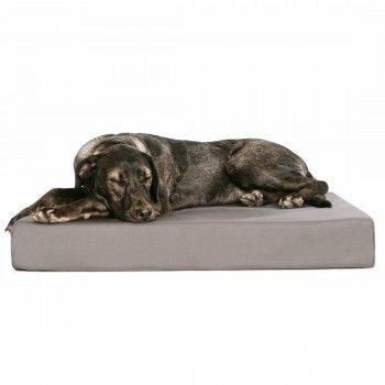 Buddyrest Titan Dog Bed Chew Proof Dog Bed Memory Foam Dog Bed Indestructable Dog Bed