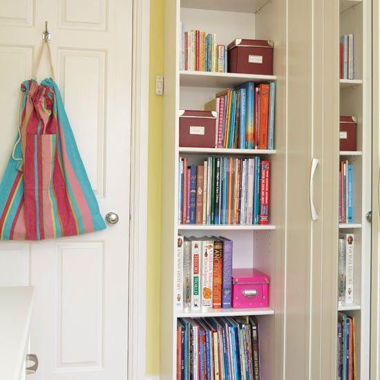 Children S Room Storage Ideas Ideal Home
