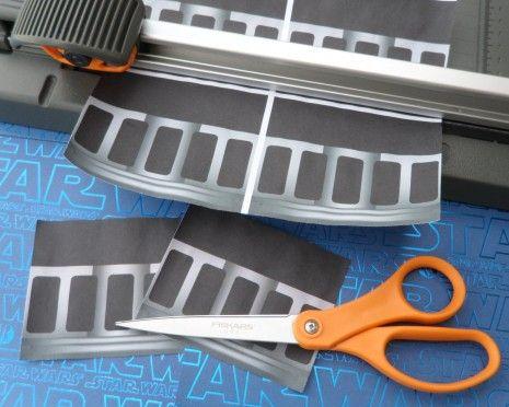 Diy Tutorial How To Make Lightsaber Napkin Wraps For