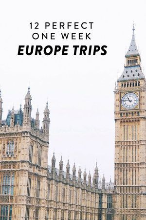Best options for travelling in europe