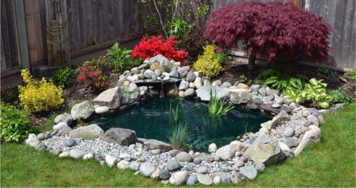27 Gartengestaltungsideen für einen prächtigen Sommergarten ...