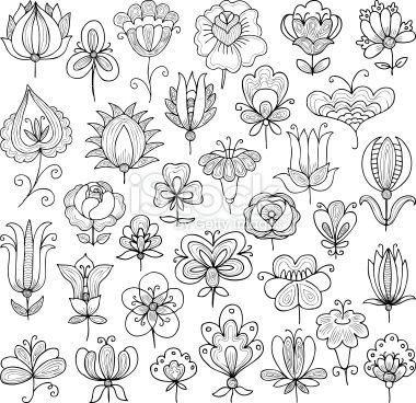 Pin by Cheri Shinpaugh on symbols | Flower doodles, Drawings, How to