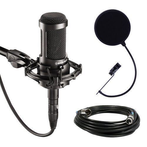Cyber Gear Microphone Stand With Microphoe