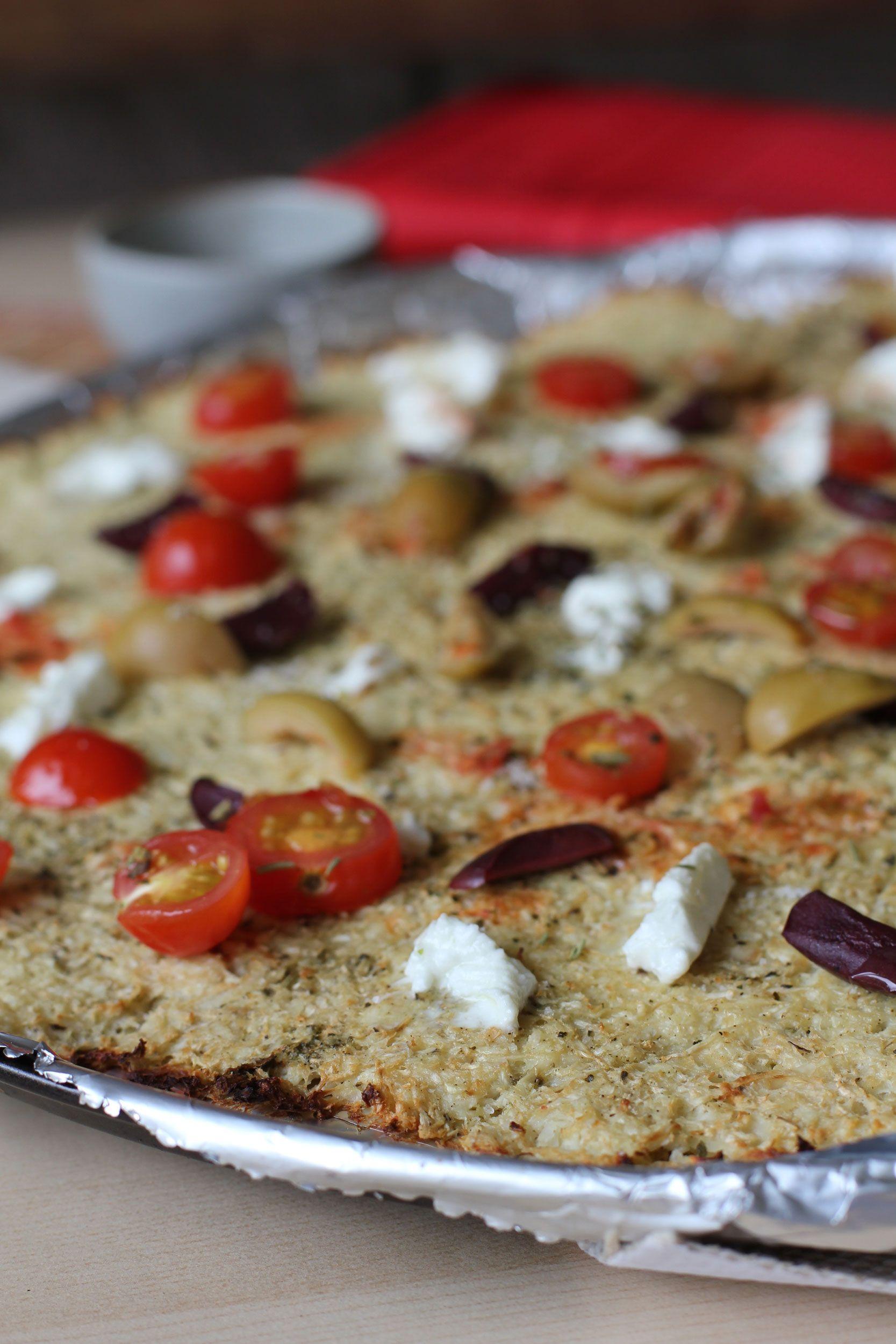 Tasty thursday cauliflower pizza recipe exercises for women tasty thursday cauliflower pizza recipe exercises for women female fitness by flavia del monte forumfinder Gallery