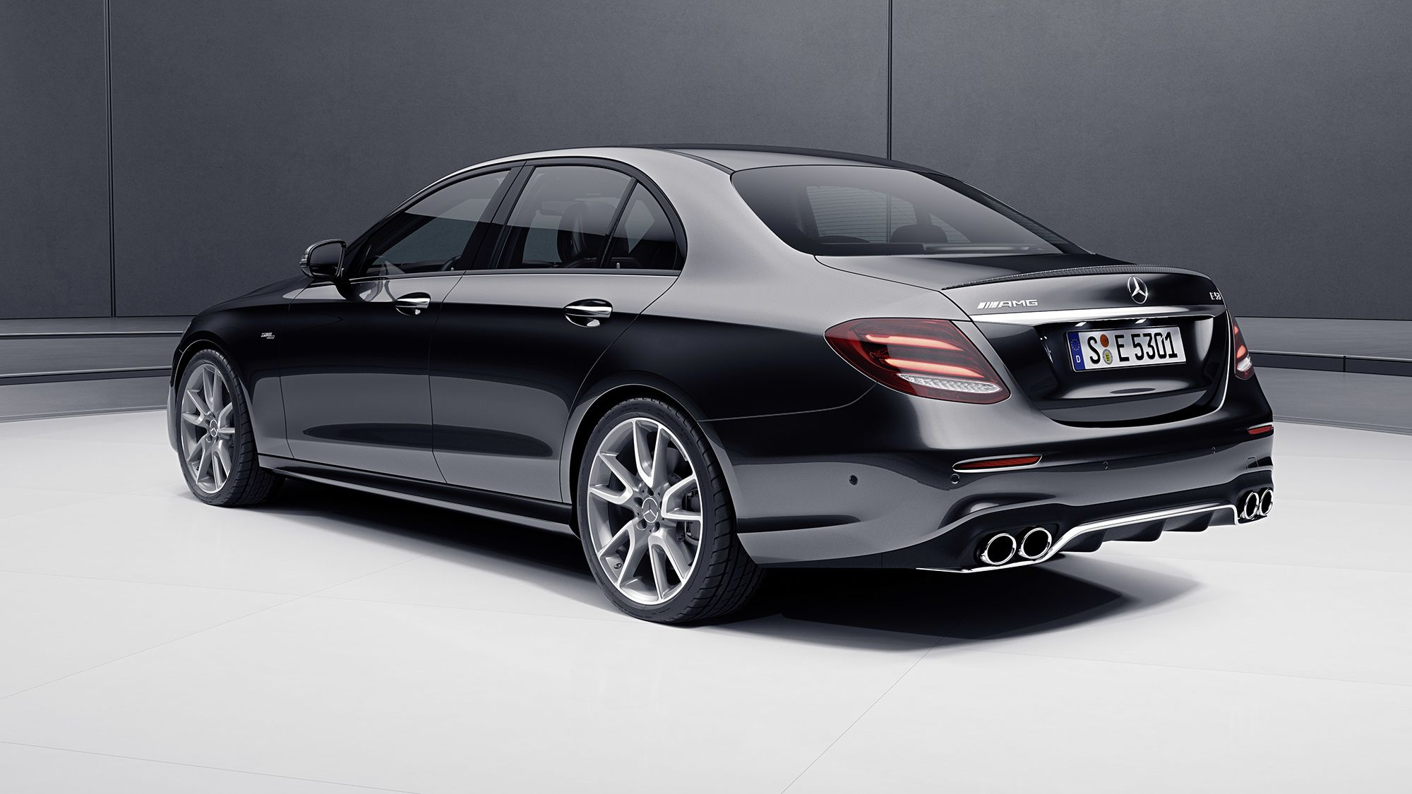 2019 Mercedes Benz E Class Revealed Benz E Sedan New Mercedes Amg