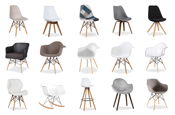 Selection De Chaises Scandinaves Pas Cheres Chez SuperStudio