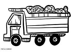 Disegni Di Camion Da Colorare Disegni Coloring Pages Color E