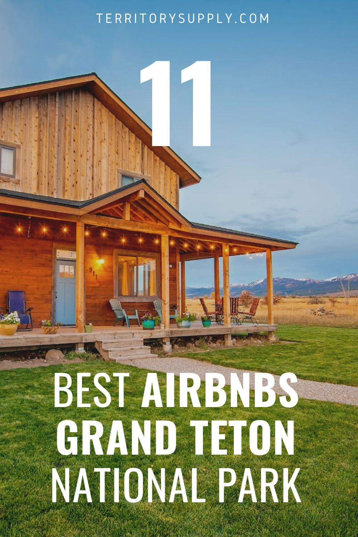 Rental Cabins Near Grand Teton National Park