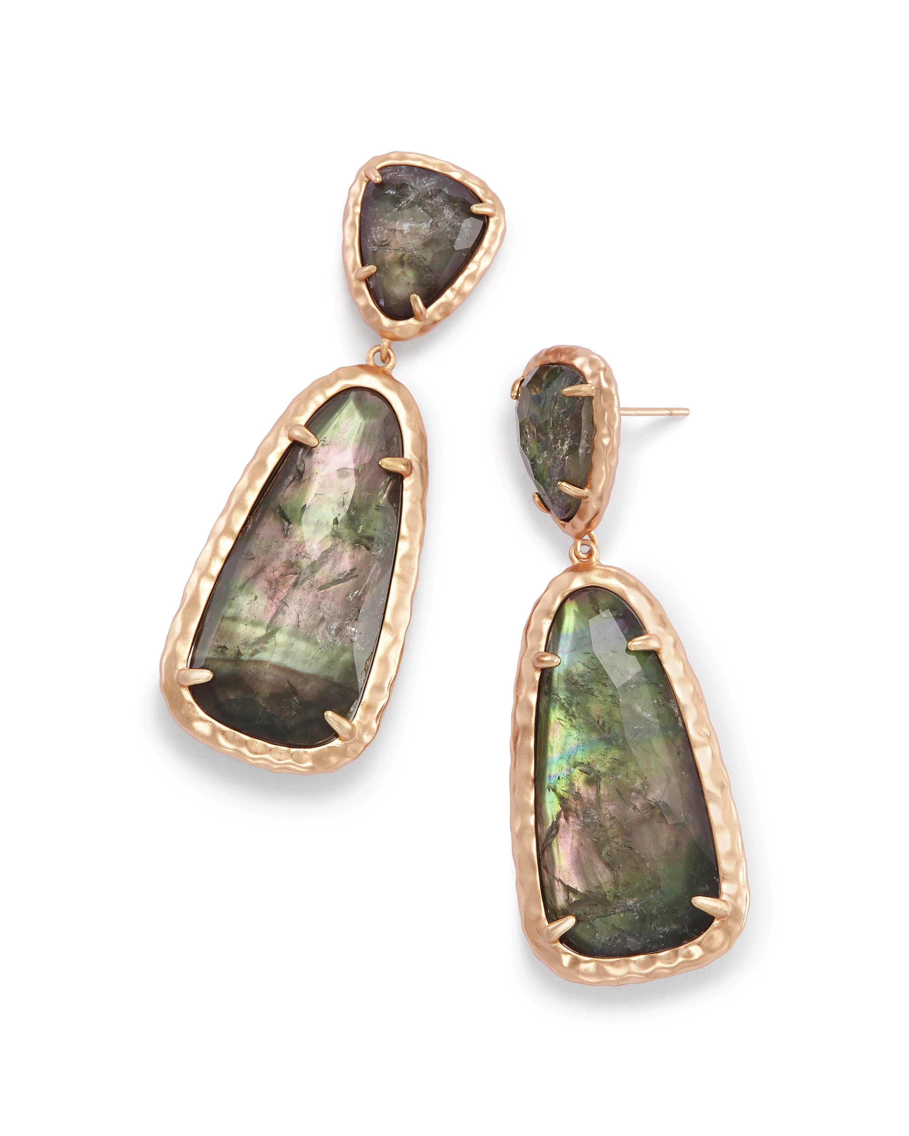 Kendra scott daria statement earrings in rose gold products