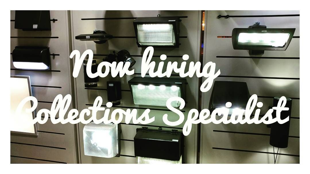 looking for an experienced collections specialist work