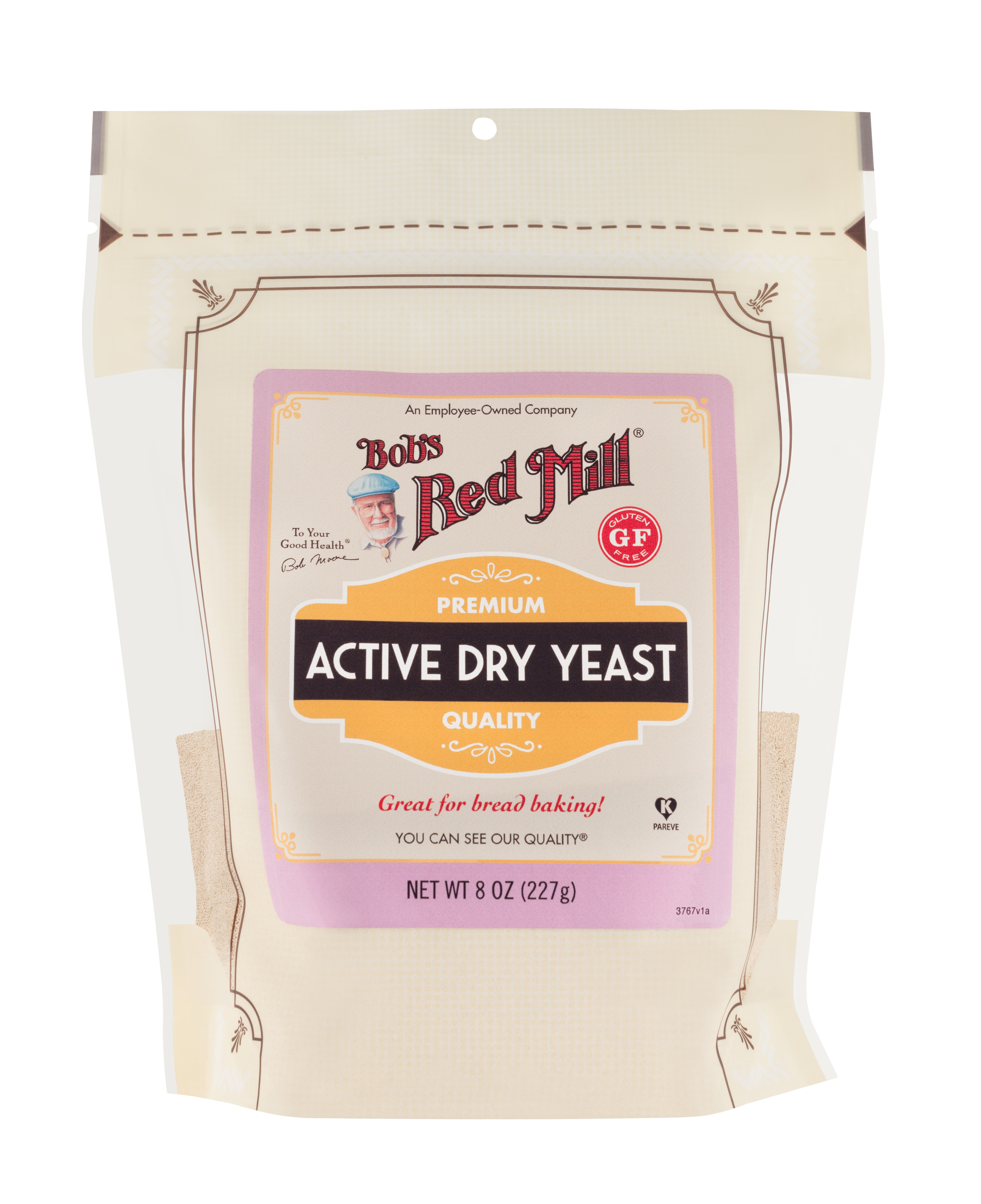 Active dry yeast dry yeast bobs red mill gluten free