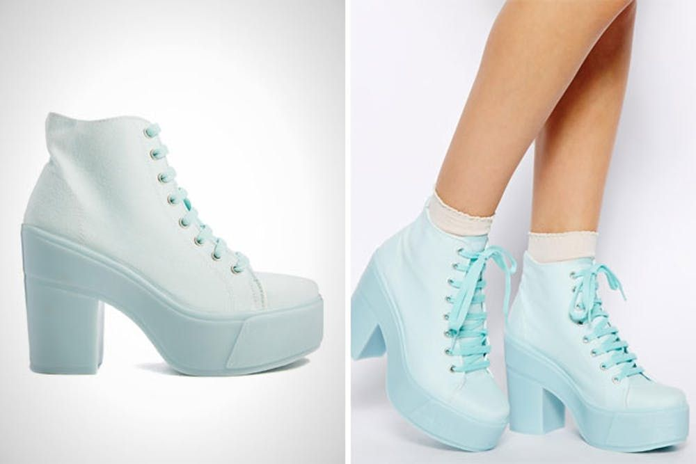 2343bf66c544 Cool or Crazy  Would You Rock These 20 Spice Girls-Level Platform Shoes