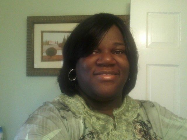 on my way out the door