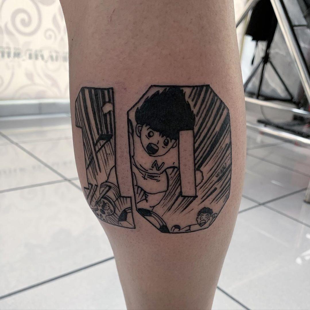 ⚽️🌪🔥 #tattoo #tattoos #inktattoo