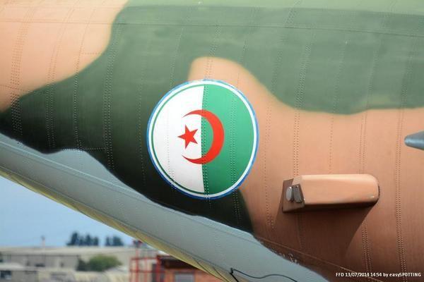 Algerian Air Force Lockheed AC-130H 7T-WHE / 4935