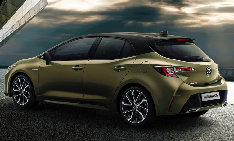 2019 Toyota Auris Design Performance Price And Features Toyota Auris Toyota Corolla Toyota Hybrid