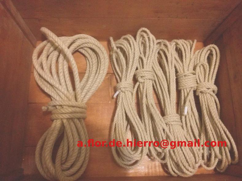 cuerdas de caamo