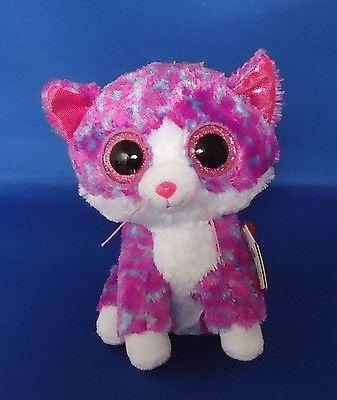 ded891b9c21 Ty Beanie Boos ~ CHARLOTTE the Cat 6