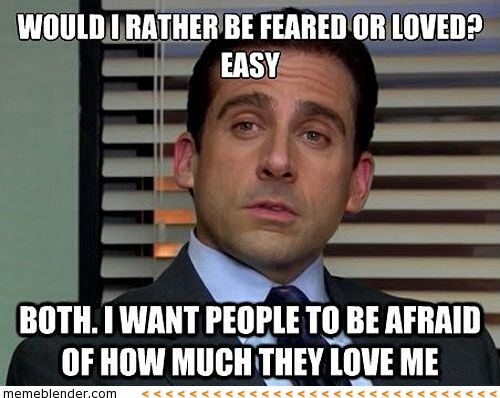 The Leadership Myth You Re Unaware Of In A Successful Small Business Office Quotes Michael Scott Quotes Funny Quotes