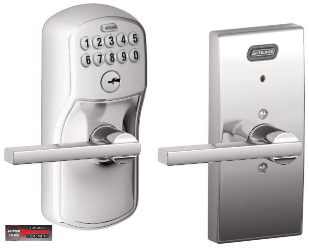 Liscio Electronic Keypad Leverset With Bluetooth Programming With Images Door Levers Schlage Century