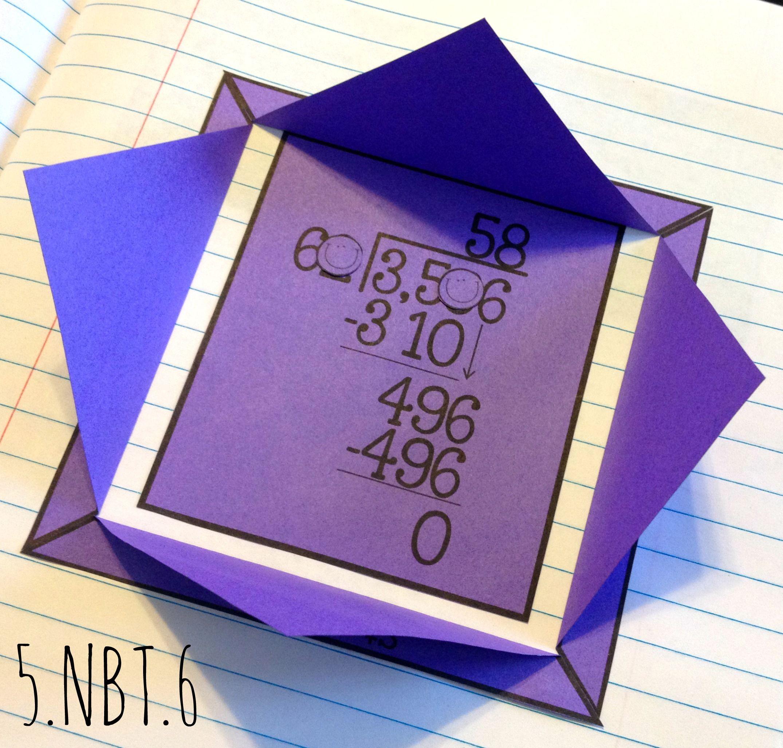 5 Nbt 6 Interactive Notebook
