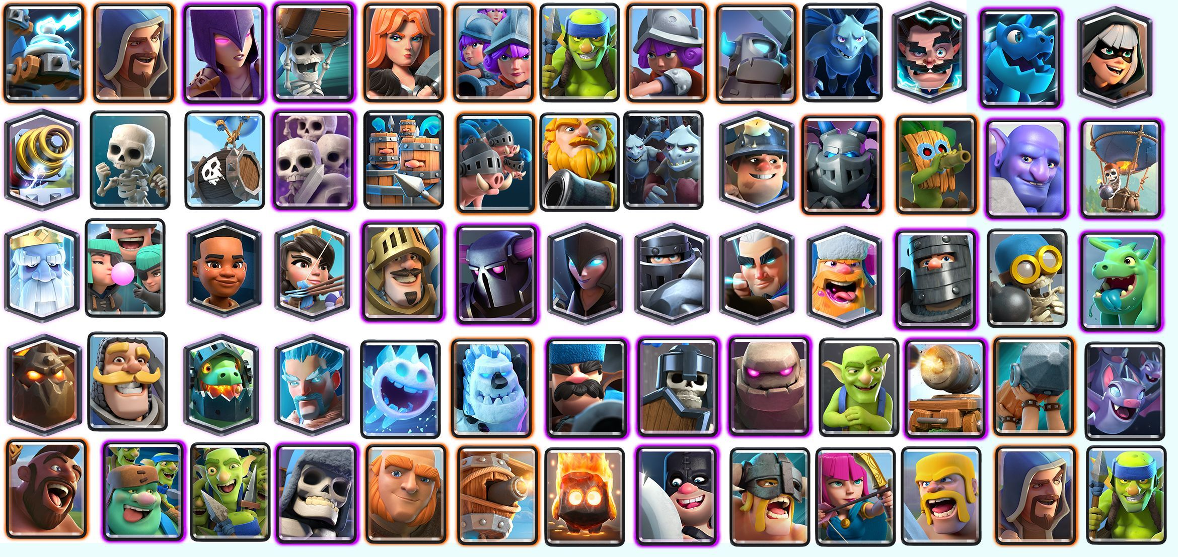 Clash royale characters free gems clash royale cards