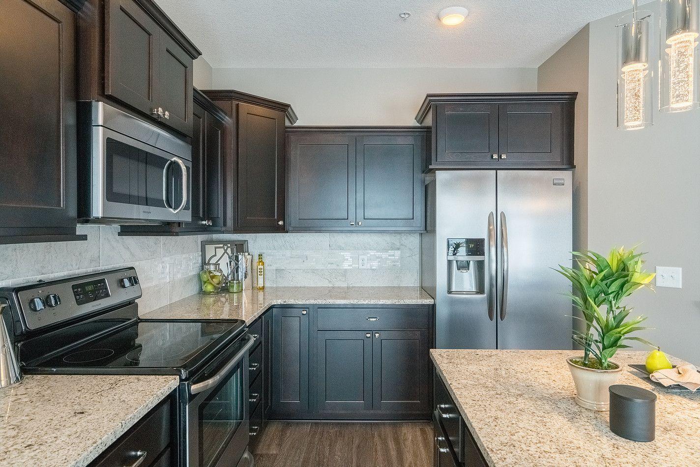 Craftsman style kitchen Niche Artisan Homes. Mankato, MN ...