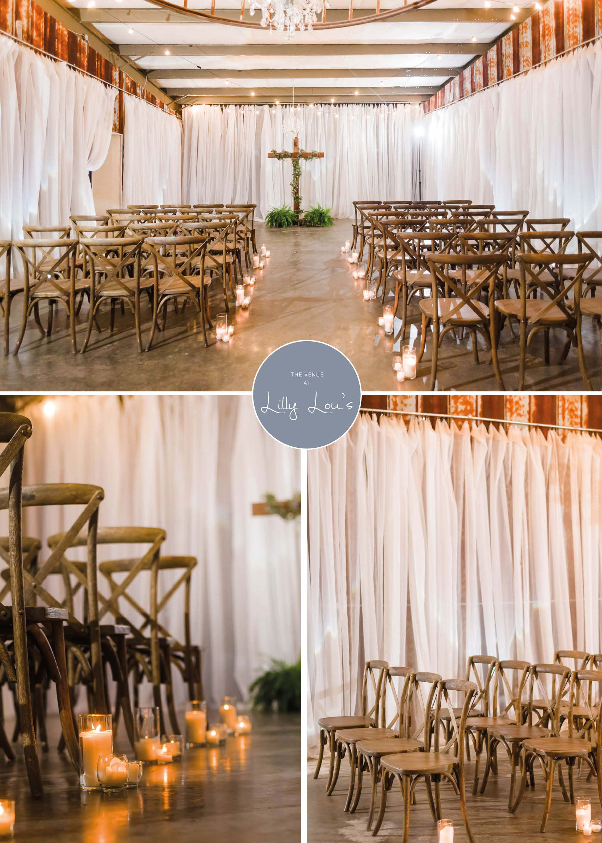 The Venue At Lilly Lou S Alabama Wedding Venues