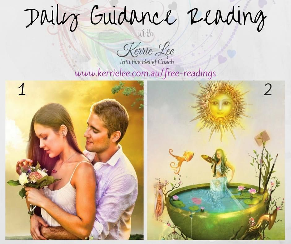 spiritual guidance for Monday 17 October 2016. Choose the image you are most drawn to and visit the website to read your message. ♡