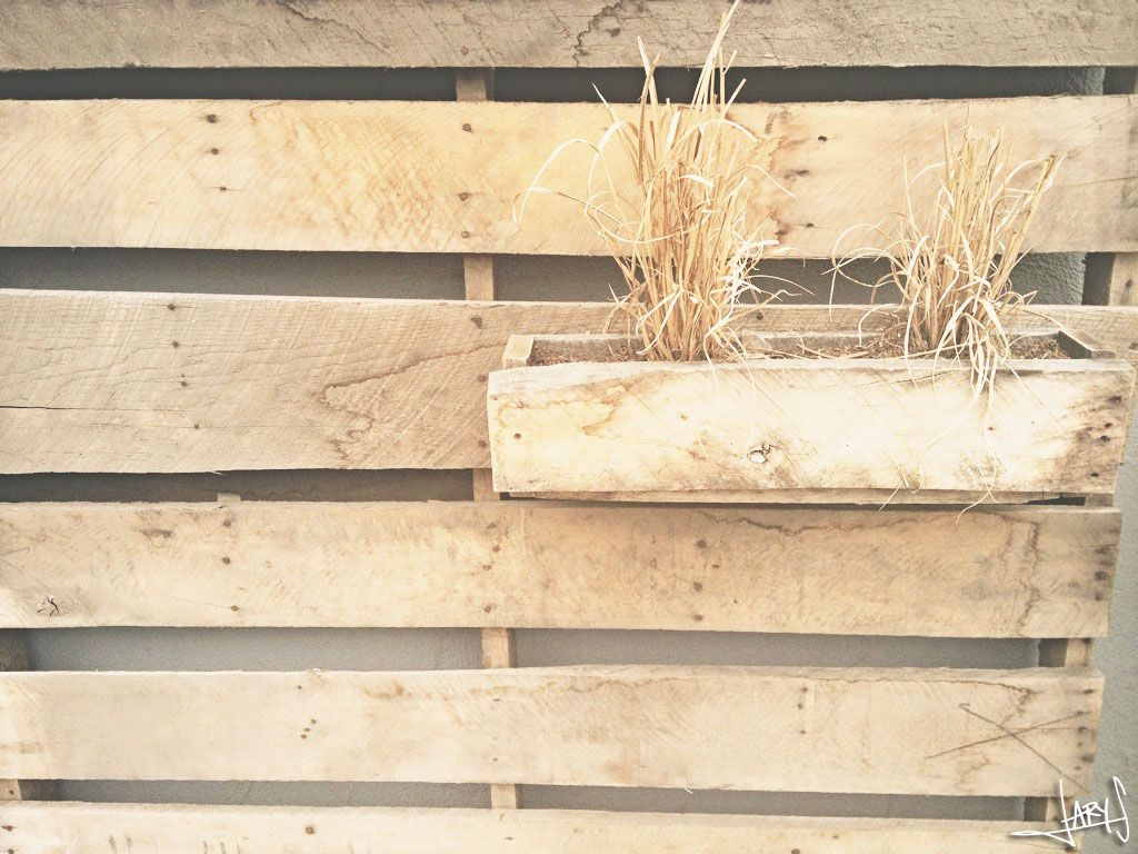 Pallet Wall | Inspiration Nook
